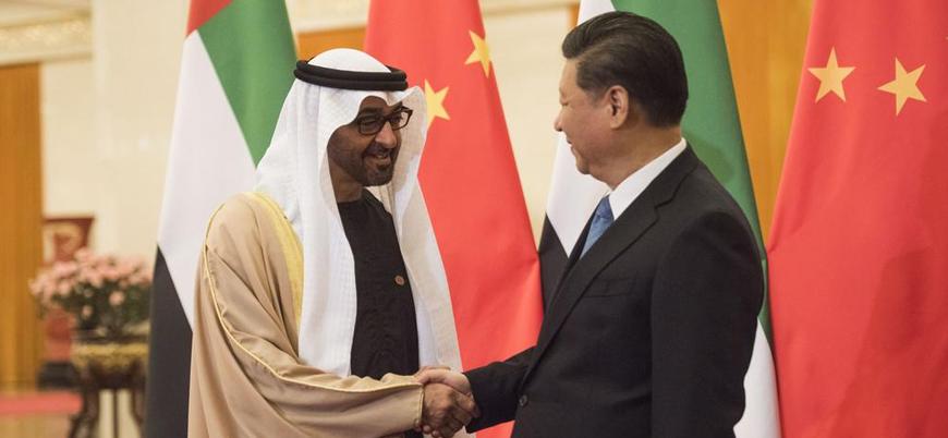 Çin'den Doğu Türkistan'da Uygurlara karşı verdiği destek nedeniyle BAE'ye teşekkür