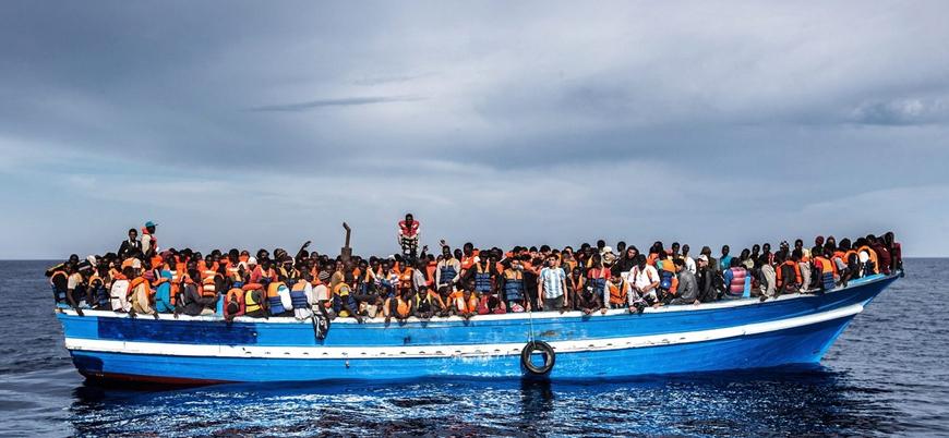 14 Avrupa ülkesinden Akdeniz'deki sığınmacılara dair ortak karar