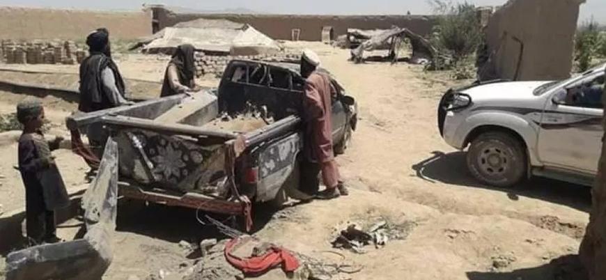 ABD ve Kabil hükümeti Afganistan'da sivilleri vurdu: 5'i kadın 4'ü çocuk 9 ölü