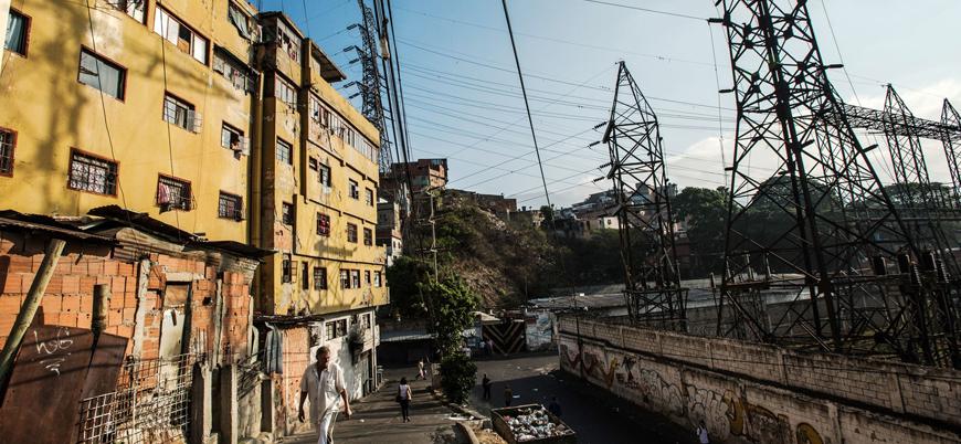 Venezuela'da ülke genelinde elektrik kesintisi