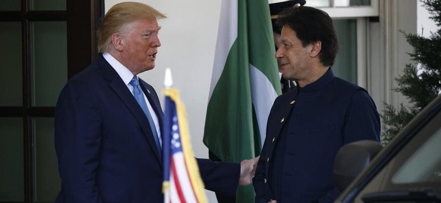 Trump'tan Pakistan'a: 'Keşmir konusunda arabulucu olabilirim'