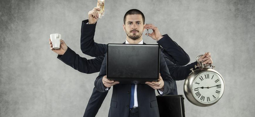 'Multitasking': Birçoğumuzun muzdarip olduğu dağınık beyin sendromu nedir?