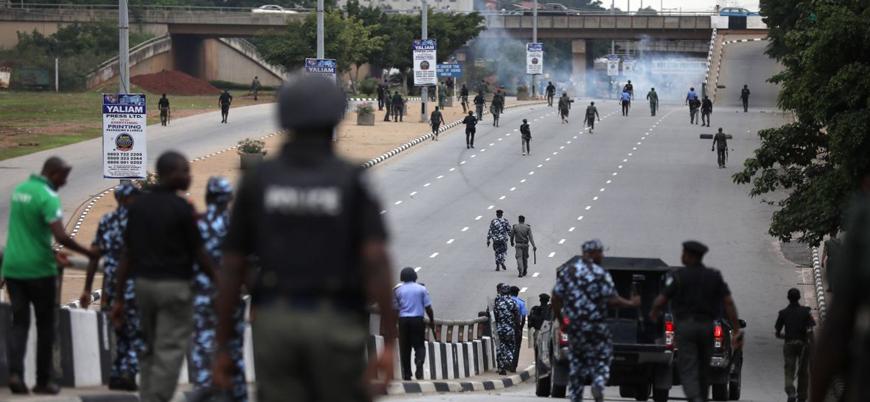 Nijerya'da Şii protestocularla polis güçleri çatıştı: En az 2 ölü