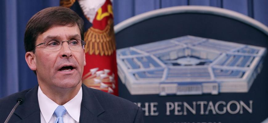 Pentagon: Türkiye F-35 istiyorsa S-400'leri ülkeden çıkarmalı