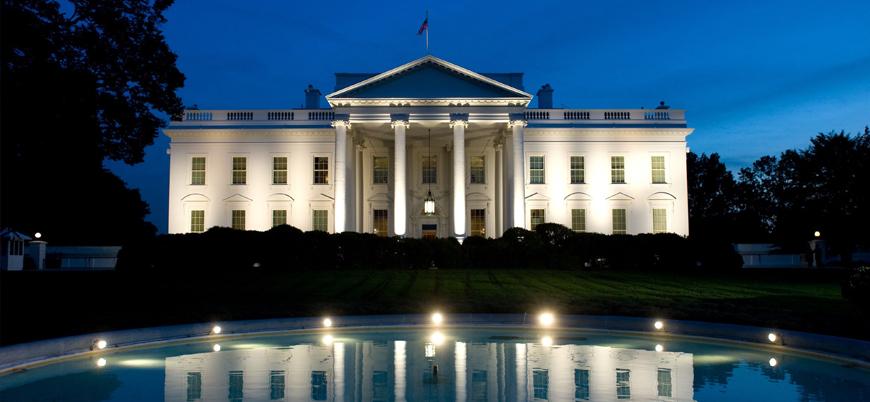 Beyaz Saray'daki 'Türkiye'ye yaptırım' toplantısı sona erdi