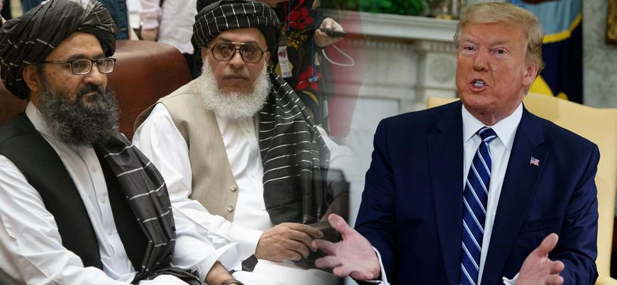 Taliban'dan '10 milyon Afgan'ı öldürüp savaşı kazanırız' diyen Trump'a yanıt