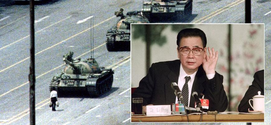 Tiananmen Katliamı'nın arkasındaki 'Pekin Kasabı' lakaplı Çinli lider öldü