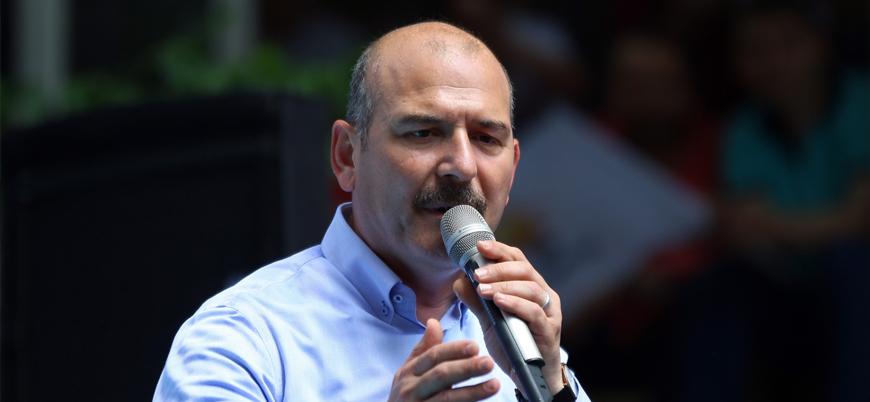 Süleyman Soylu: Geçici koruma statüsündeki Suriyeliler sınır dışı edilmeyecek