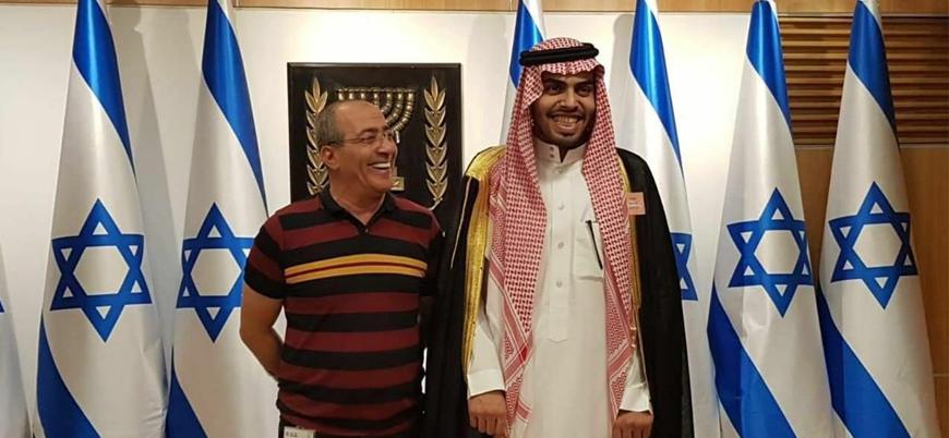Filistinliler İsrail destekçisi Suudi Arabistanlı gazeteciyi Mescid-i Aksa'dan kovdu