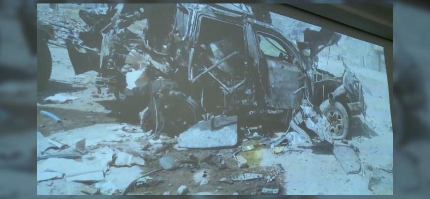 Afganistan'ın başkenti Kabil'de CIA mensuplarına bombalı saldırı