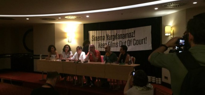 CHP İstanbul İl Başkanı Kaftancıoğlu'ndan PKK propagandasına destek