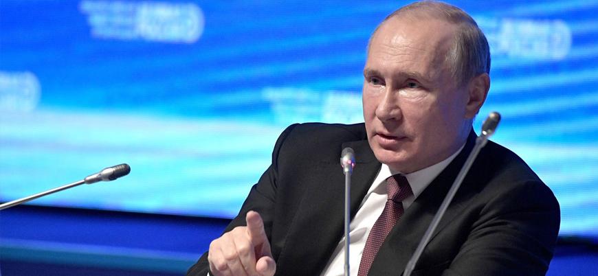 Putin'den Türkiye'ye yönelik 'vize kaldırma' talimatı