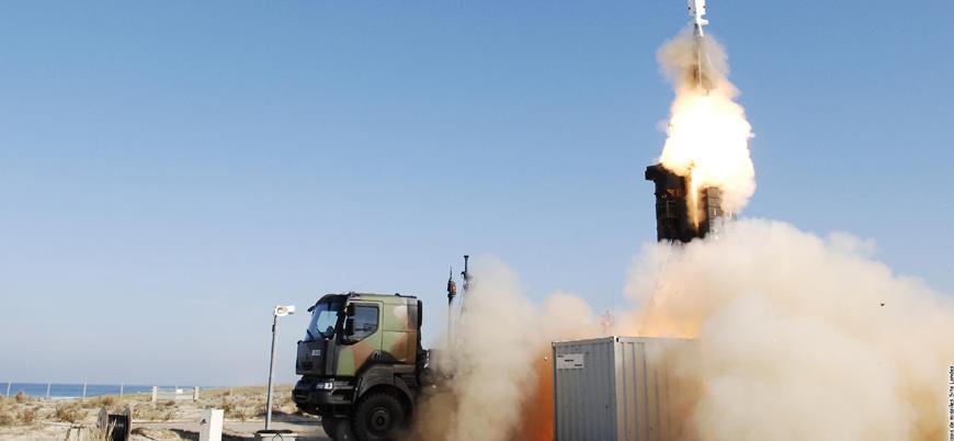 Türkiye Fransa'dan füze savunma sistemi aldı