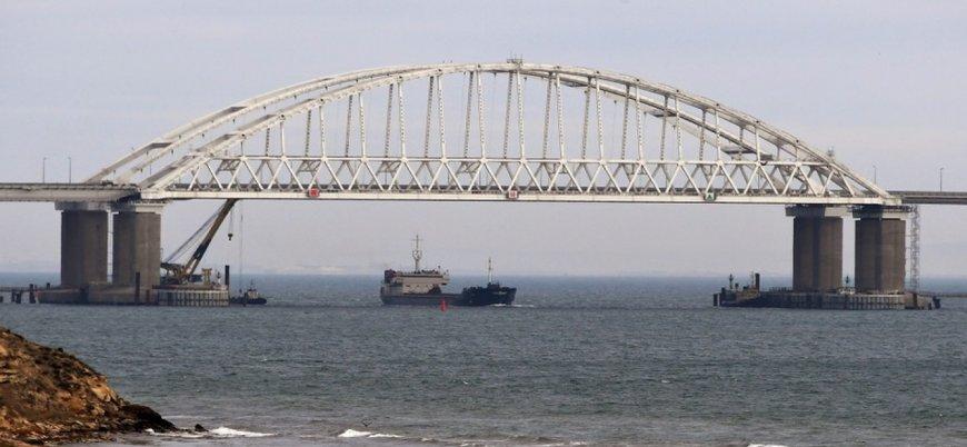 Ukrayna Rus tankerini alıkoydu