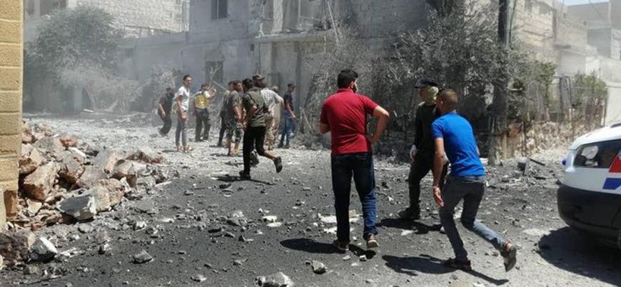 Rusya Suriye'de sivil katliamına devam ediyor: Bir haftada 100'den fazla ölü