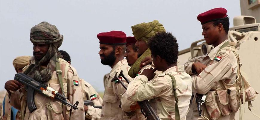 Sudan Yemen'den askerlerini çekiyor