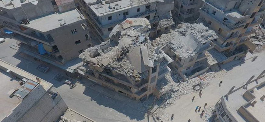 İdlib'de Rusya ve Esed rejiminin sivil katliamı sürüyor: 11 ölü