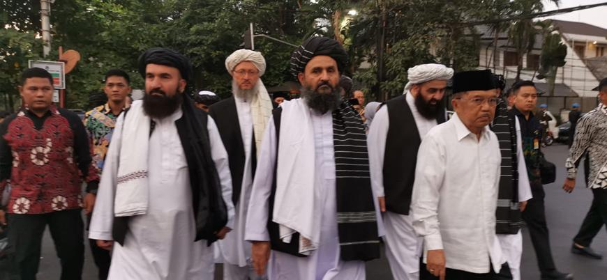 Taliban'dan Endonezya'ya üst düzey ziyaret