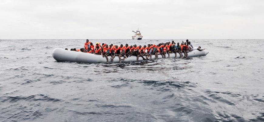 Cebelitarık Boğazı'nda 242 sığınmacı boğulmaktan kurtarıldı