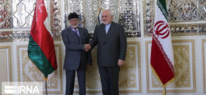 Umman Dışişleri Bakanı'ndan İran'a ziyaret
