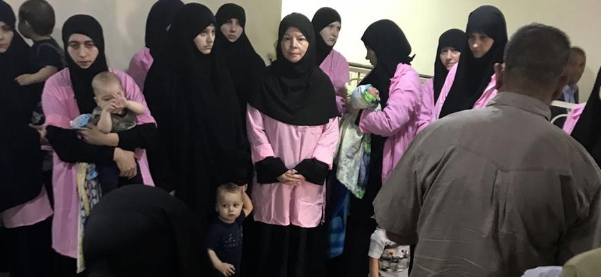 """""""800 Türk kadın ve çocuk IŞİD bahanesiyle Irak'ta zorla tutuluyor"""""""