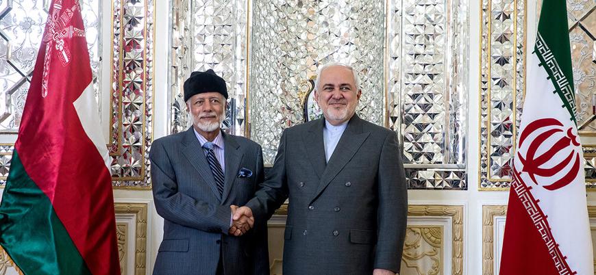 Umman Dışişleri Bakanı Tahran'a gitti