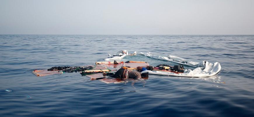 Bu yıl Akdeniz'de ölen göçmen sayısı bini aştı