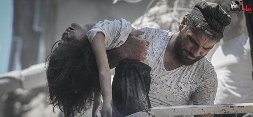 Rusya ve Esed rejimi İdlib'de sivilleri vurmaya devam ediyor