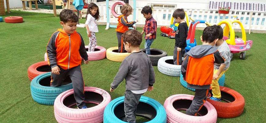 Türkiye OECD'de çocuğunu kreşe gönderen ülkeler arasında sonuncu