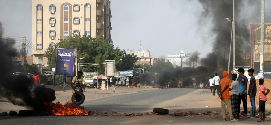 Sudan'da güvenlik güçleri 5 kişiyi öldürdü