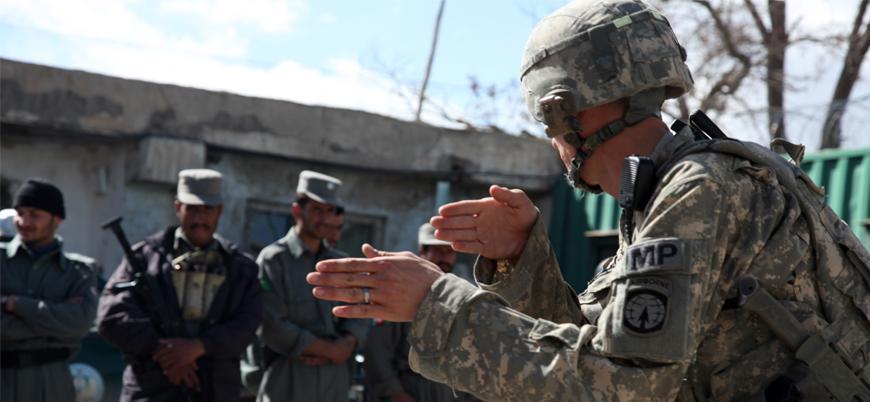 Afganistan'da yabancı güçlere 'içeriden saldırı': 2 ABD askeri öldü