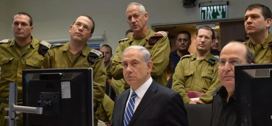 İsrail Irak'ta hava saldırıları düzenlediğini doğruladı
