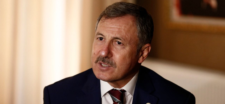 AK Partili Özdağ: AK Parti dini bir kurum değil ki ayrılan hain olsun