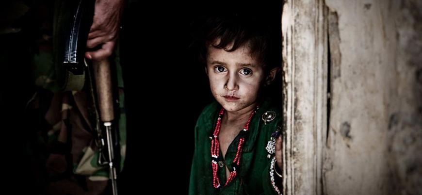 2018'de savaş nedeniyle 12 binden fazla çocuk öldü
