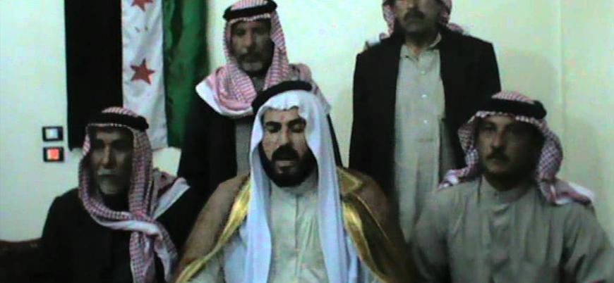 Suriye'de Arap aşiretlerden YPG/PKK'ya karşı ayaklanma çağrısı