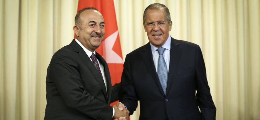 Türkiye ve Rusya Suriye'de 'terörle mücadele' işbirliğini artıracak