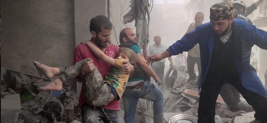 """""""İdlib'deki Rus bombardımanının amacı Türkiye'ye baskı uygulamak"""""""