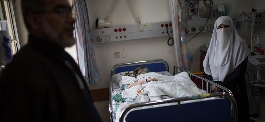 İsrail Gazze'deki kanser hastalarının tedavisine engel oluyor