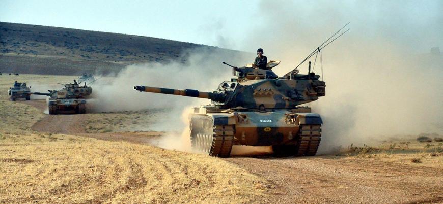 Türkiye'den ABD'ye rest: Güvenli bölgeyi kendimiz oluştururuz