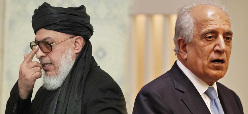 """""""ABD ve Taliban Afganistan'da anlaşmanın eşiğinde"""""""