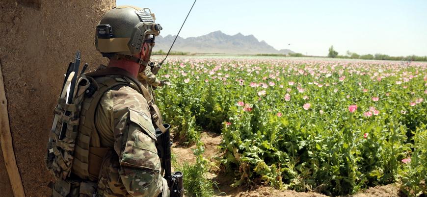 """""""ABD Afganistan'daki tüm askerlerini bir yıl içinde çekecek"""""""