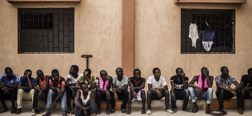 Libya üç büyük göçmen merkezini kapatmaya hazırlanıyor