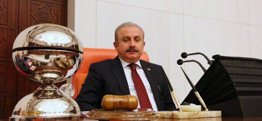 TBMM Başkanı Şentop: Meclis'teki tüm partiler yeni anayasa tartışmasının içinde olmalı