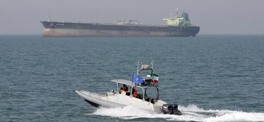 İran Basra Körfezi'nde yabancı bir petrol tankerine daha el koydu