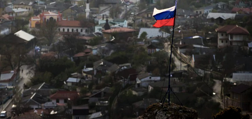 Rusya'dan ABD'ye Kırım cevabı: Kendi toprağımızı vermeyeceğiz