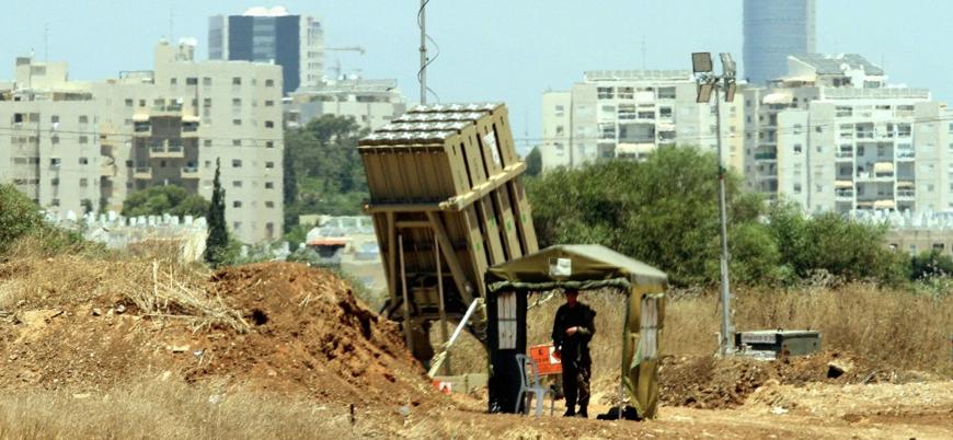 """Demir Kubbe 30 İsrail askerinin kansere yakalanmasına neden oldu"""