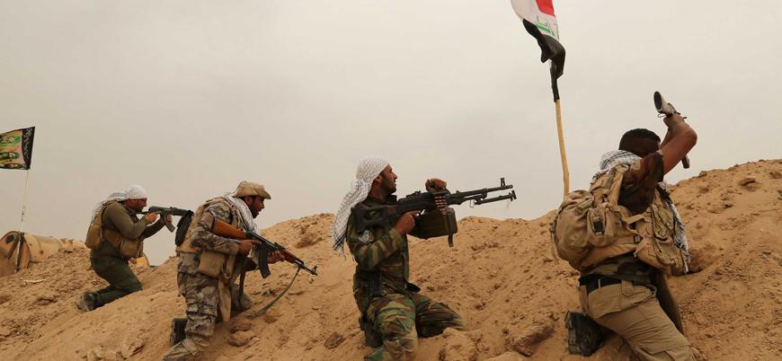 Irak'ta IŞİD karşıtı operasyon devam ediyor