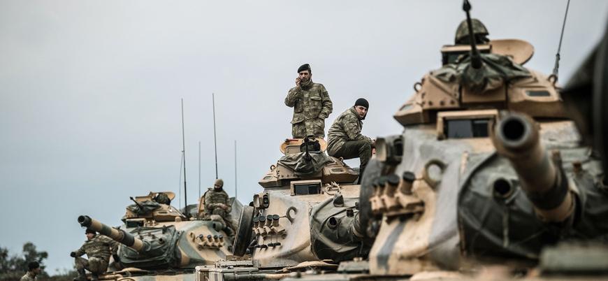 ABD: Türkiye'nin olası Suriye operasyonu ortak çıkarlara zarar verir
