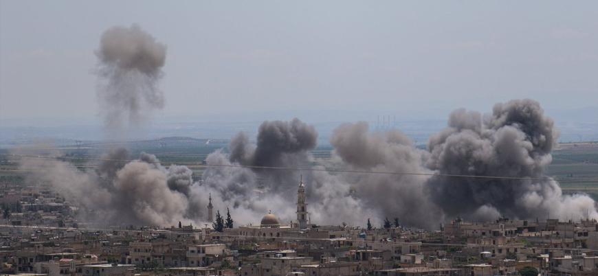 Rusya destekli Esed rejimi ateşkesi iptal etti: Sivillere saldırılar tekrar başladı