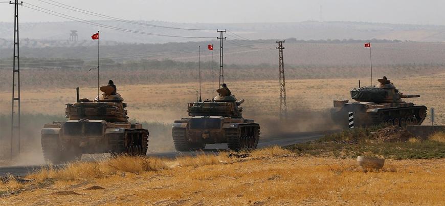 """""""Türkiye'nin Fırat'ın doğusuna yönelik operasyonu bayram sonrası"""""""